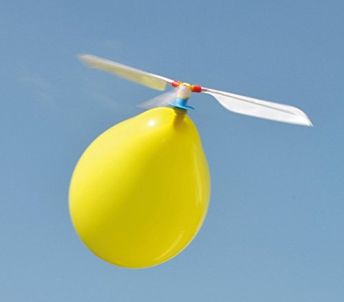 BUSDUGA Ballon-Helikopter - 6 Sets