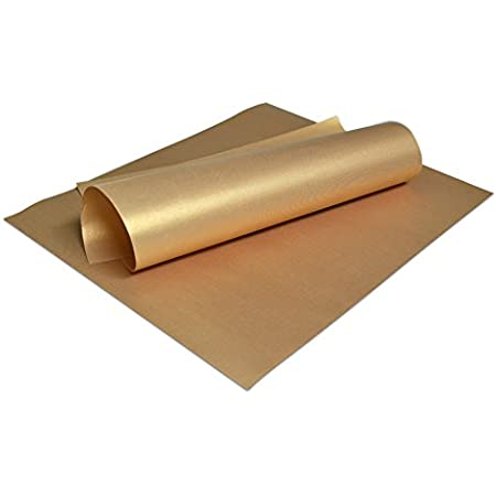 2pk Copper Infused Bake & Grill Mats