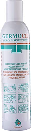 Germo 36620 Disinfettante spray, 400ml