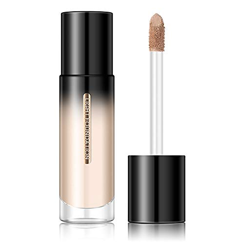 stick foundation makeups SIAMHOO 2-in-1 Full Coverage Foundation Liquid Foundation Stick Natural Color Foundation Makeup - 35ml