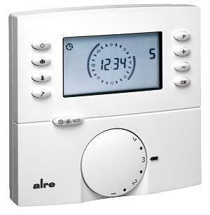 strawa Uhrenthermostat AP 230 V-Digital Aufputz