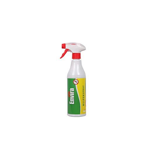 Envira Wespen-Spray - Anti-Wespen-Mittel Mit Langzeitwirkung - Geruchlos & Auf Wasserbasis - 500 ml