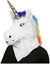 ThumbsUp Moving Mouth Mask, Unicorn
