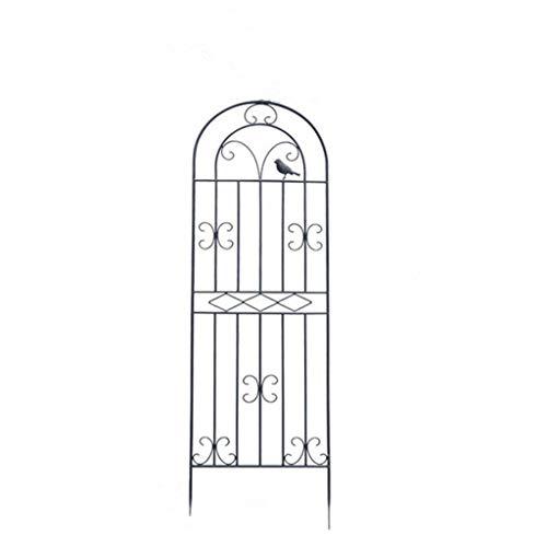 QILIN Traliccio Porta Piante 180 Cm X 50 Cm Viti di Supporto in Vaso Traliccio per Piante in Filo Metallico per Piante Rampicanti Patio da Giardino Cetrioli Clematide Supporti