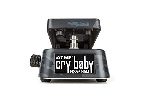 Jim Dunlop Dimebag Cry Baby aus dem Hell Wah Pedal