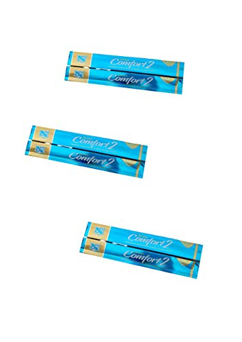 Narayan Consumer Production Divine Comfort 2 citronella with Fresh Flower Incense Sticks for a Beautiful Home. (6)