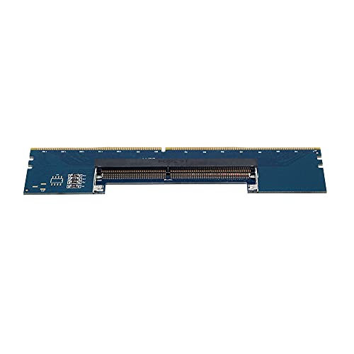 Moye Portátil DDR4 RAM a la Tarjeta adaptadora de Escritorio Probador de Memoria SO DIMM a DDR4 Convertidor Tarjeta de Memoria de Escritorio Conectar Reparación PC Oficina