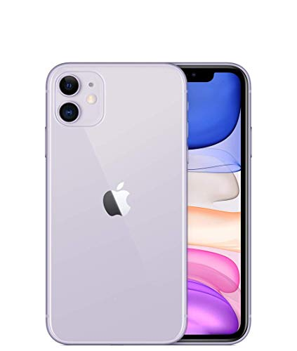 Apple iPhone 11 64GB Purple for T-Mobile (Renewed)