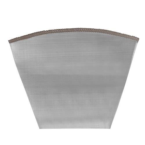 Westmark Dauerfilter-Einsatz Kaffee, faltbar, Größe 2, Brasilia, 18/8 Rostfreier Edelstahl, 24512260