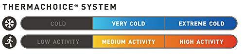 ColdPruf Men's Platinum II Activewear Ankle Length Pant, Medium