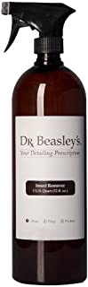 Dr. Beasley's Insect Remover - 32 oz. Removes Insect Remains From Your Car, Safe For All Painted Surfaces, Bottle Size