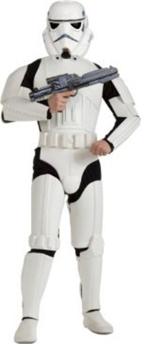 Parties Unwrapped Ltd Stormtrooper la guerre des étoiles de luxe Costume déguisement