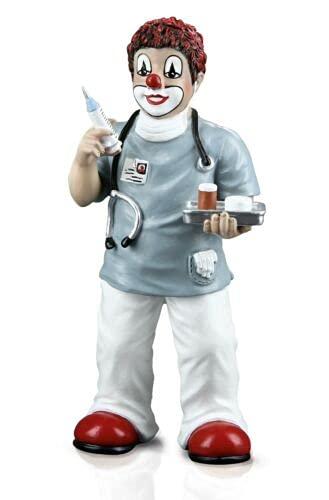 GILDECLOWN Figur Clown Helden des Alltags 14cm