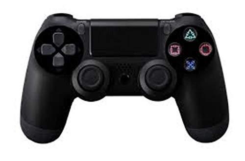 Mando Generico Compatible Para PS4 con Cable NEGRO USB Vibracion Dual DoubleShock 4 Play Station 4 Play 4 Gamepad Para Consola