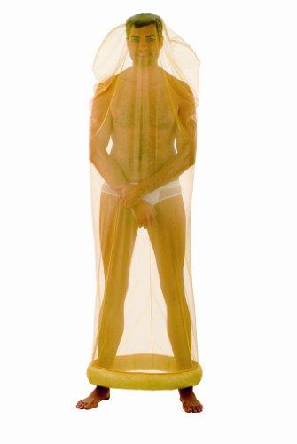 Limit Sport ma510 – Préservatif Costume 1 – Pièces (Combinaison complète)