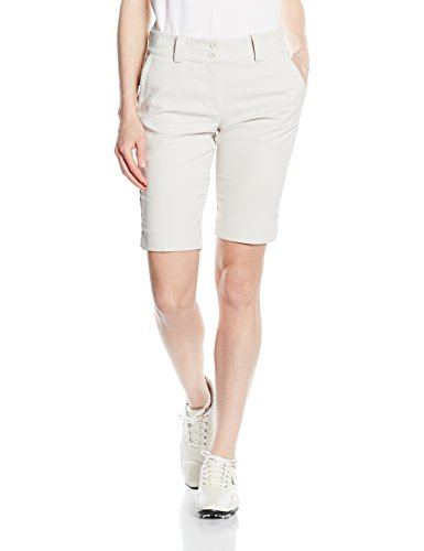 Nike Damen Shorts Modern Rise Tech, Ltbone, 8