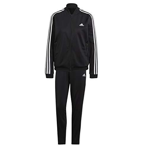 adidas GM5534 W 3S TR TS Tracksuit womens black/white XS