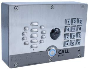 Find Discount CYBERDATA SIP Outdoor H.264 Video Intercom/ Keypad / CD-011414 /