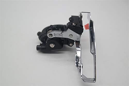 RM-WANGLUO-HZ Deore XT M770 FD Desviador Delantero De Bajo Empuje Pinza Piezas De La Bici MTB Interruptor De Bicicleta De Montaña 3x9 De Velocidad (Color : M770 One Piece)