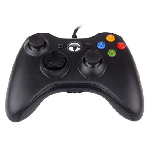 SHU CS Nuevo Gamepad con Cable USB para Xbox 360 Controller Gaming...