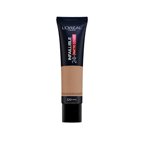 L'Oréal Infalible 24 H Matte Cover Base De Maquillaje Alta