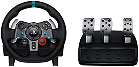 Logitech G920 Driving Force Racing Wheel for X-box one and Pc