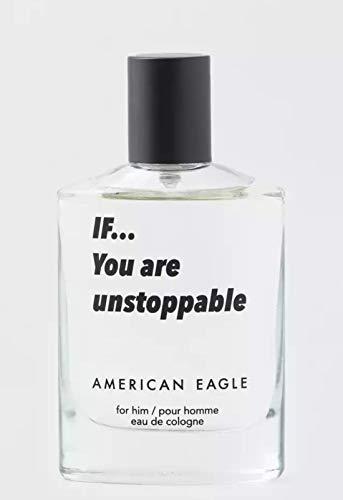 AE If You are unstoppable Eau De Cologne 1.7Oz