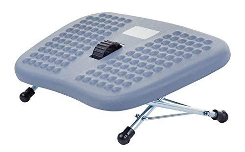Apoio para os Pés com Regulagem de Altura e Inclinação com Balanço 1.013 - Air Micro