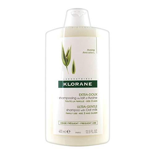 KLORANE Extra weiches Hafermilch-Shampoo, 400 ml