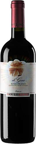 Rosso Piceno Vigneto di Gino DOC - 2009 - Soc. Agr. Petra Viticoltori in localitá San Lorenzo AltoSuvereto