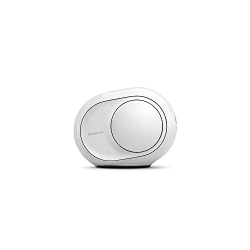 Devialet Phantom Reactor 900W - Compact Wireless Speaker - 900 Watts - 98 dB, White