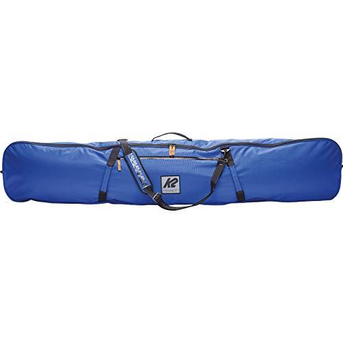 K2 Snow Unisex– Erwachsene Snowboardtasche Snowboard Sleeve — Blue — Länge: 168cm — 20E5006