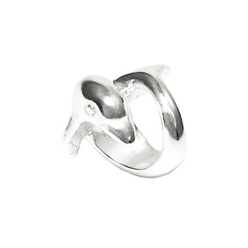Delfin-Perle aus 925 Sterlingsilber, für europäische Charm-Armbänder