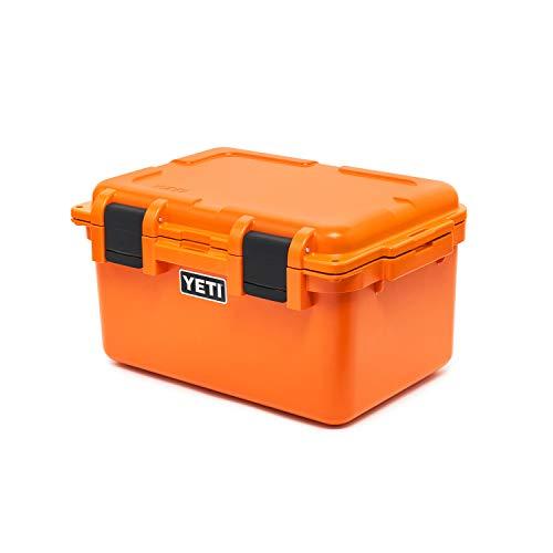 YETI LoadOut GoBox Divided Cargo Case, King Crab