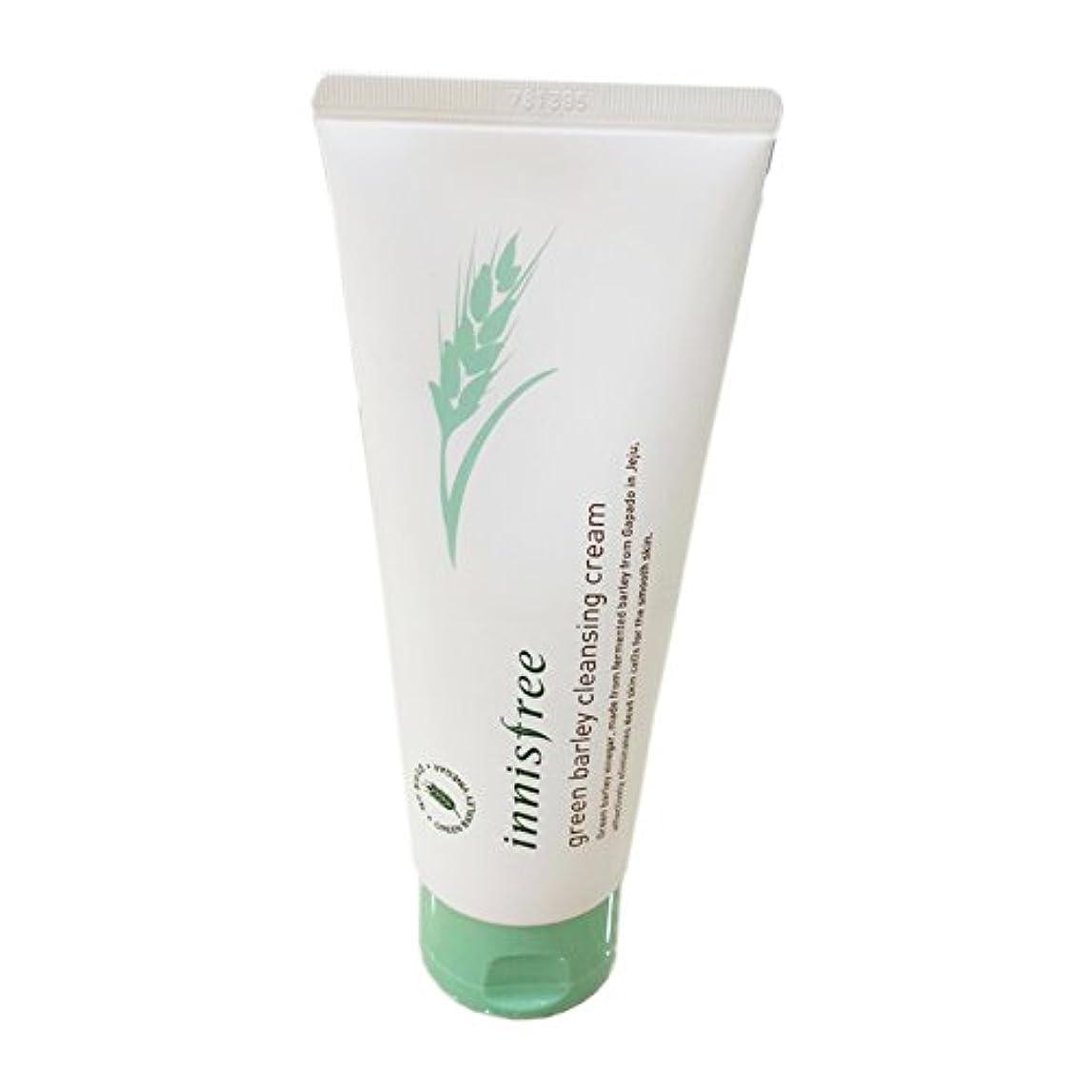 モノグラフ通信するチャールズキージング[イニスフリー] Innisfree 青麦クレンジングクリーム (150ml) Innisfree Green Barley Cleansing Cream (150ml) [海外直送品]