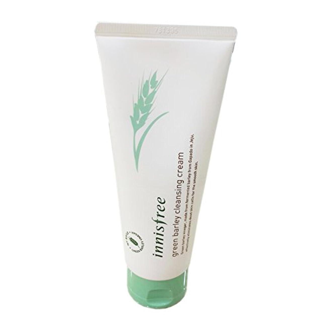 に勝るファンタジー駐地[イニスフリー] Innisfree 青麦クレンジングクリーム (150ml) Innisfree Green Barley Cleansing Cream (150ml) [海外直送品]