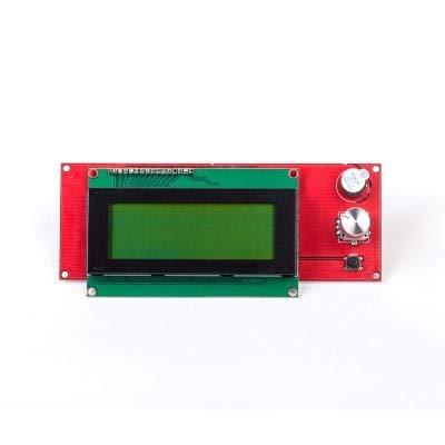 RoXane 3D-Drucker Mainboard Ramps1.4 Suite Touchscreen-Steuerung 2004 Lcd-Systemsteuerung