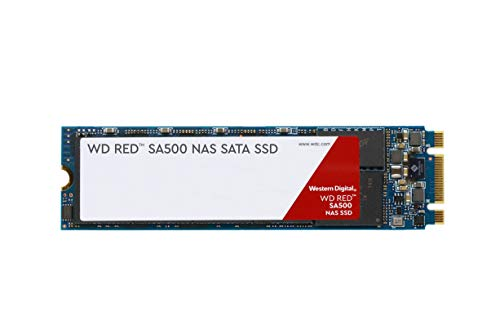 Western Digital Red 500GB NAS SSD M.2 SATA