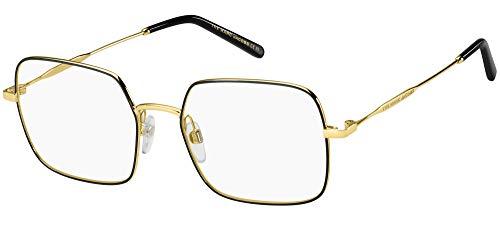 Marc Jacobs MARC-507 RHL - Gafas de sol (metal), color negro y dorado