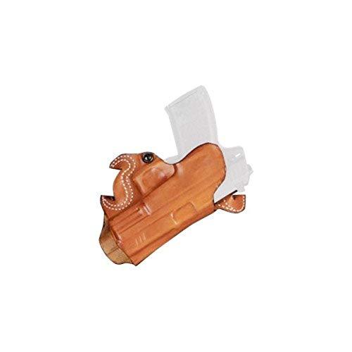 DeSantis Small of Back Holster for XD9/40/45 P229R Gun, Right Hand, Tan