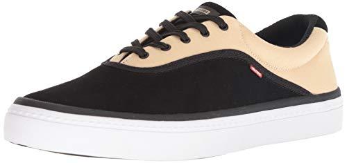 Globe Sprout Chaussures de skate pour homme, noir (Vanille noire.), 40.5 EU