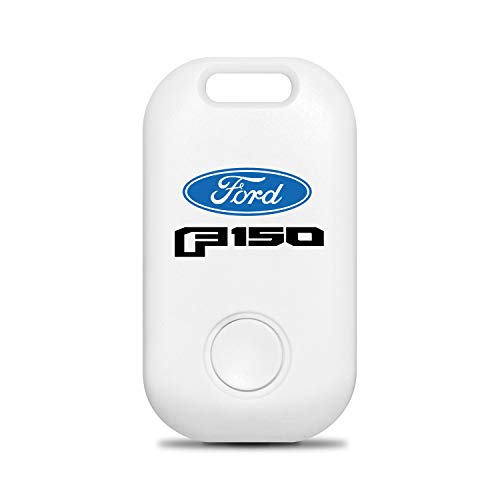 Ford F150 2015 to 2018 Key Chain Bluetooth Smart Key Finder, GPS Key Tracker Device, Phone Finder, iOS Android Compatible