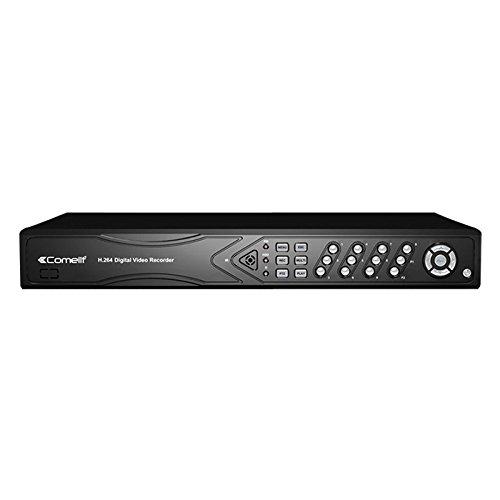 DVR 4 HYBRID,16 INGRESSI HD,400 IPS,HDD 1TB ( COMELIT cod. AHDVR160B )