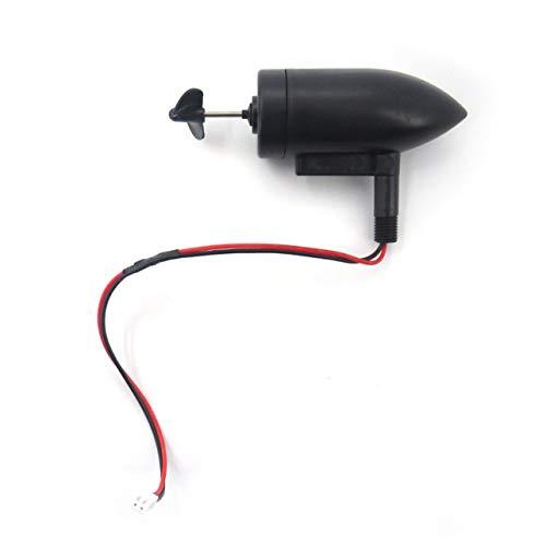 WOSOSYEYO® Flytec 2011-5 RC Bootsmotor für Flytec 2011-5 Fischköder Boot Ersatz Fernbedienung Spielzeug Teile Chirden Spielzeug