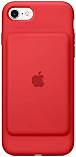 Apple iPhone 7 Smart Battery Case - Red, MN022AM/A