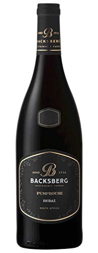 Backsberg Pumphouse Shiraz 2018 | Trocken | Rotwein aus Südafrika (0.75l)