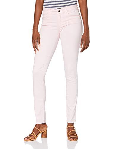 Guess Curve X Pantalones, Rosa, 43490 para Mujer