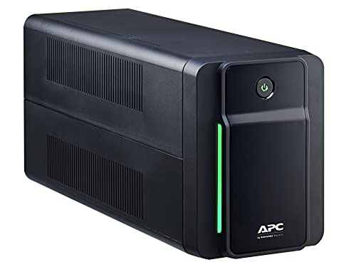 Apc By Schneider Electric Back Ups 750 Va – Bx750Mi - Batteria di Backup e Protezione dagli Sbalzi di Tensione, Gruppo di Continuità con Avr, Protezione delle Linee Dati