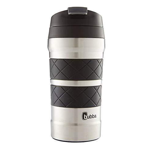 Bubba HERO Elite Vacuum-Insulated Stainless Steel Travel Mug with TasteGuard, 12 oz, Sliver