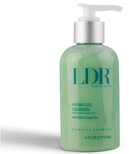 LDR by Baysyx - Hydro Gel Cleanser with Kiwi & Japanese Green Tea (6 Oz) Now $16 (Was $28.00)